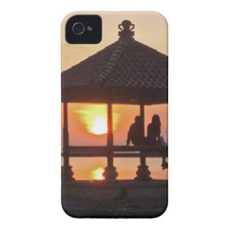 Moring in Bali Island Case-Mate iPhone 4 Cases
