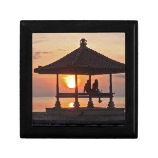 Moring in Bali Island Gift Box