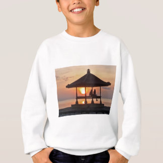 Moring in Bali Island Sweatshirt