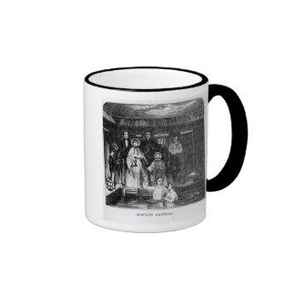Mormon Baptism Ringer Mug