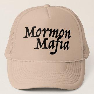 Mormon Mafia Trucker Hat