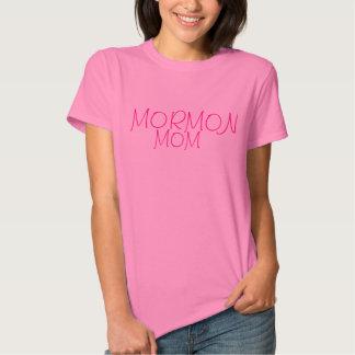 Mormon Mom Shirts
