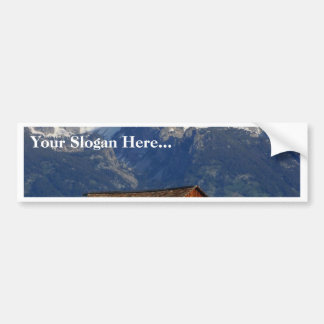Mormon Row Barn Grand Teton National Park Bumper Stickers