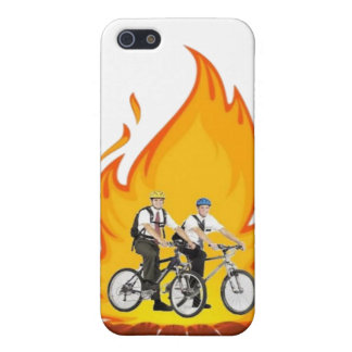 Mormons On Fire Iphone 4s Case iPhone 5/5S Covers