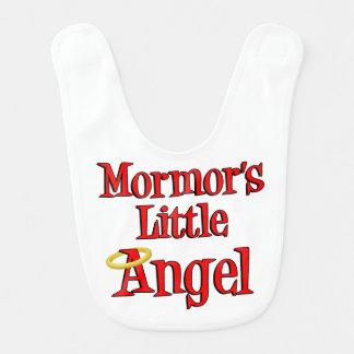 Mormor's Little Angel Bib