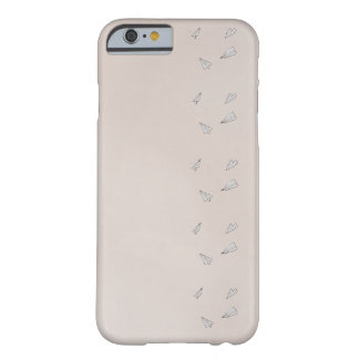 Morning , airplanes . barely there iPhone 6 case