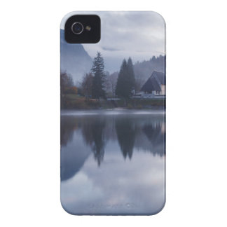 Morning at Lake Bohinj in Slovenia iPhone 4 Cases