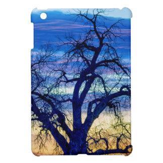 Morning Blues Case For The iPad Mini