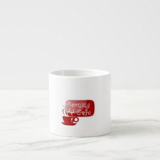 Morning Cafe Mug