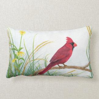 Morning Cardinal - Pillow