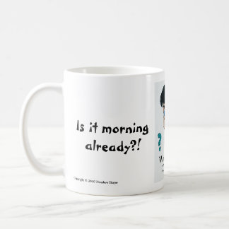 Morning Coffee mug