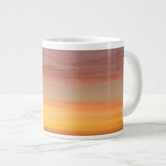 Morning Coffee Sunrise Large Coffee Mug