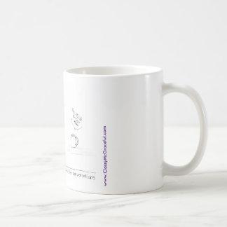 """Morning Conversations"" Mug"