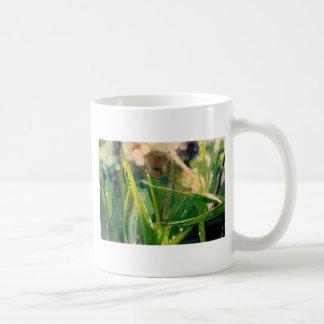 Morning Dew On Grass Mug