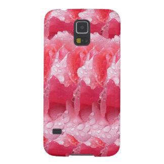 Morning Dew - Rose Petal Art Samsung Galaxy Nexus Cover