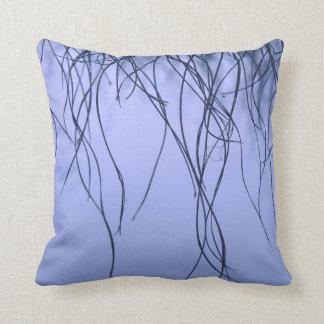 Morning dew throw cushion