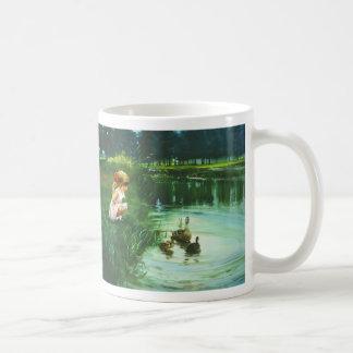 Morning Discovery Basic White Mug