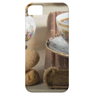 Morning espresso and cookies savoiardi iPhone 5 cases