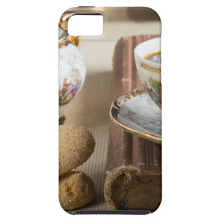 Morning espresso and cookies savoiardi iPhone 5 covers