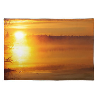 Morning Fire Placemat