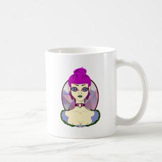 Morning Girl Coffee Mug