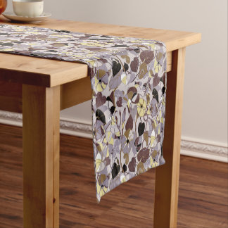 Morning Glories Table Runner