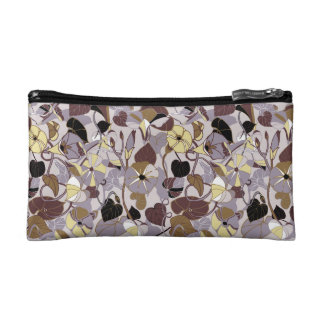 Morning Glories Zippered Pouch