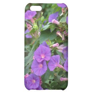 Morning glory, Deya, Mallorca flowers iPhone 5C Covers