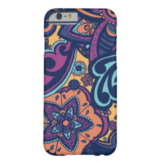 Morning Glory Floral iPhone 6 case Barely There iPhone 6 Case