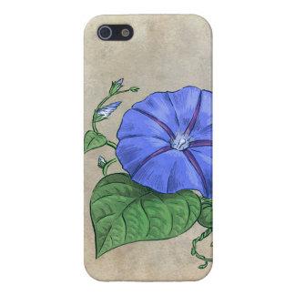 Morning Glory Flower Art iPhone 5/5S Case