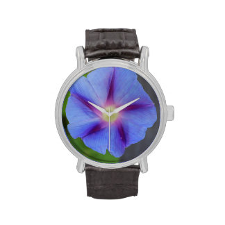 Morning Glory Flower Watches