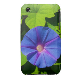 Morning Glory Flower iPhone 3G/3GS Case iPhone 3 Case-Mate Case