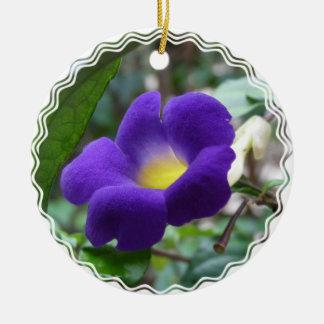 Morning Glory Flower Ornament