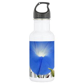 Morning Glory Flower 18oz Water Bottle