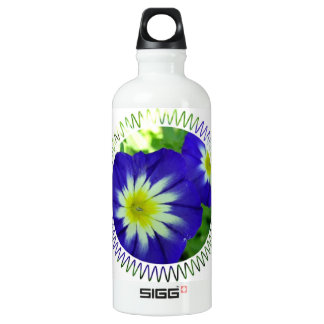 Morning Glory Flower SIGG Traveller 0.6L Water Bottle