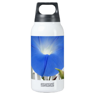 Morning Glory Flower 10 Oz Insulated SIGG Thermos Water Bottle