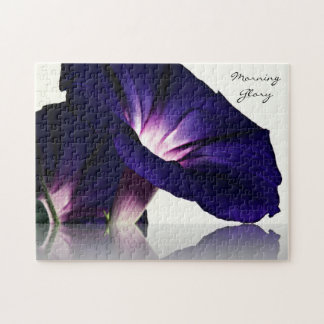 Morning Glory Jigsaw Puzzle