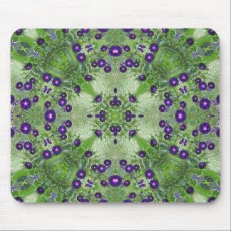 Morning Glory Kaleidoscope Mousepad