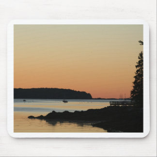 """Morning glow, """"This is the day!"""" Mouse Pad"""