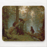 Morning in a Pine Forest, 1889 Mouse Pad