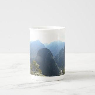 Morning in Machu Picchu Mug Bone China Mug