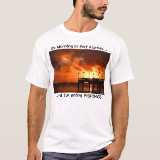 Morning in Port Aransas T-Shirt