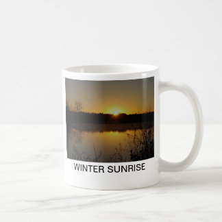 MORNING IN TEXAS COFFEE MUG