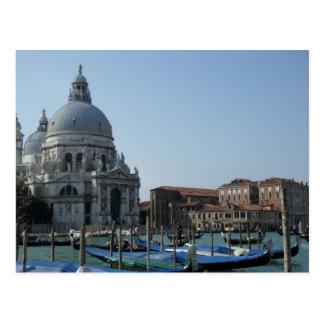 Morning in the Venetian Lagoon Postcard