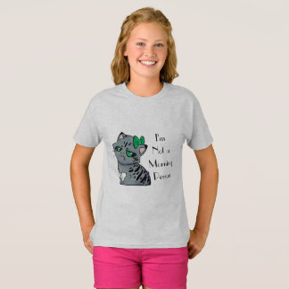 Morning Kitty Makenzee Tee Kids