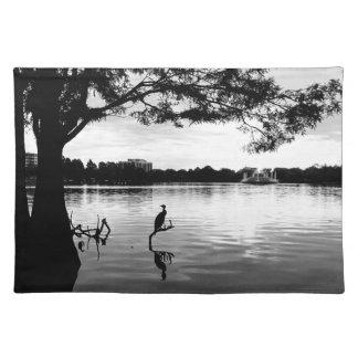 Morning Lake Placemat