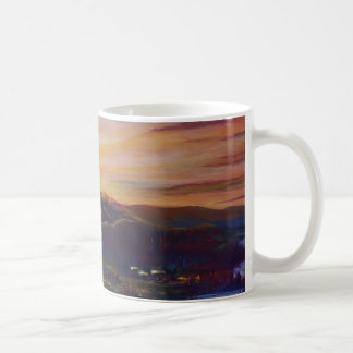 Morning Light in CHB Sunrise Painting Coffee Mug
