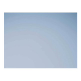 MORNING LIGHT (pale blue fade) ~ Postcard