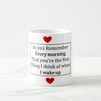 Morning Love Mug
