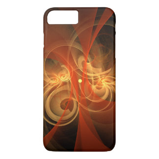 Morning Magic Abstract Art iPhone 7 Plus Case